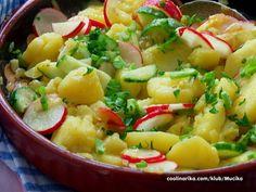 Salata od krumpira i rotkvice — Coolinarika
