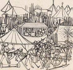 The Eidgenössische Chronik by Werner Schodoler 1490-1541