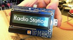 Raspberry Pi Internet Radio - Part 1 Computer Projects, Arduino Projects, Electronics Projects, Radios, Radio Internet, Raspberry Pi Computer, Rasberry Pi, Gaming Computer, Gaming Setup