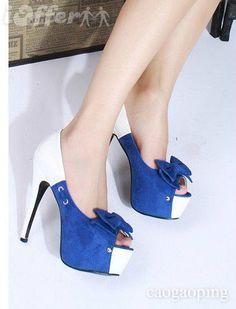Bow Heels 59 |2013 Fashion High Heels|