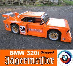 BMW 320i Gr.5 Lego 1: 8 scale