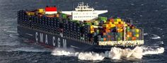 CMA CGM Reshuffles Asia-Europe Lines