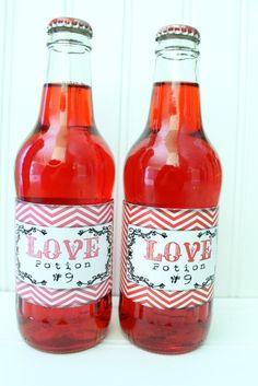 Valentijns drankje