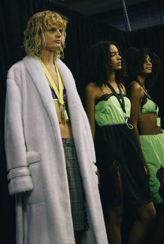 Alexander Wang SS17 NYFW Womenswear Dazed Kendall Jenner