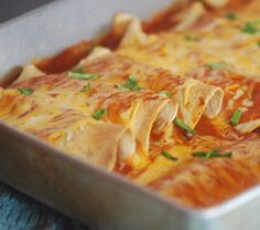 Enchiladas ! (Weight Watcher Recipe)
