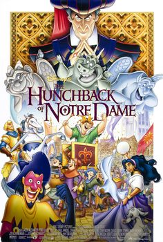 """The Hunchback Of Notre Dame"""