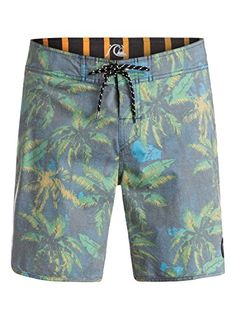 NWT BOYS VOLCOM MOD-TECH SWIMMING SUIT TRUNKS BOARD SHORTS SZ 25 28 30