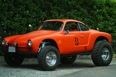 Read Is This The Wildest Volkswagen Karmann Ghia In The World? and learn more about 401 Dixie Volkswagen. Volkswagen Karmann Ghia, Karmann Ghia For Sale, Volkswagen Bus, Baja Bug For Sale, Vw Rat Rod, Rat Rods, Vw Baja Bug, Kdf Wagen, Vw Cc