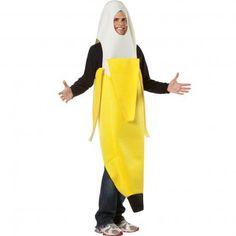 Adult Peeled Banana Costume                                                                                                                                                      More