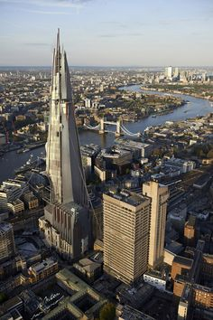 Gallery: 'Dishonored' artists remake London's Shard | The Verge