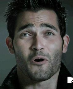 Derek My reaction to new episodes. Teen Wolf season 4 funny.