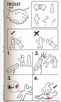 """If Ikea Made Instructions for Everything"" by Susanna Wolff and Caldwell Tanner - CollegeHumor Article"