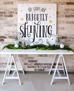 FREE Christmas Backdrop of the Month by Lindi Haws of Love The Day