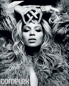 Beyoncé na capa da revista Complex
