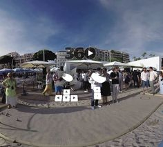 CANNES LIONS /// Video 360° immersive