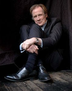 Bill Nighy. I just love him in every movie I've seen him in
