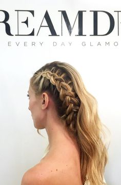 It's rare that a hairstyle feels versatile enough for daytime weddings and music festivals alike, but one that comes to mind is the ever-evolving braid. Here, watch as we crash Chicago's DreamDry outpost to pick up a few genius hairstyling tips and learn how to create 3 unique braids at home, all of which are perfect for literally any summer event.