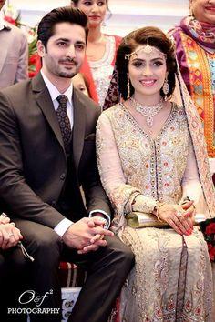 ayeza khan and danish taimoor valima pictures 002