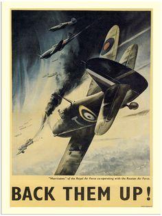 ww2 propaganda posters gb - Google Search