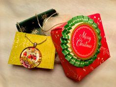 Origami Cardstock Gift Box
