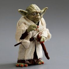 """Yoda Star Wars 5.1"""" PVC Action Figure Model Figurine Statue Collectible"""