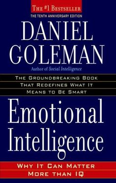 Emotional Intelligence: 10th Anniversary Edition; Why It Can Matter More Than IQ by Daniel Goleman, http://www.amazon.ca/dp/055338371X/ref=cm_sw_r_pi_dp_j1kfrb15BMMF9/187-7517548-7530563