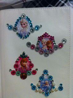 Frozen Elsa bling