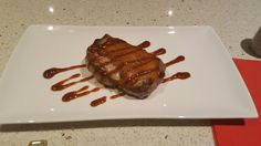 Pan Fried Duck with Japanese BBQ Sauce