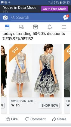 Wish Shopping, High Low, Vintage, Dresses, Fashion, Vestidos, Moda, Gowns, Fasion