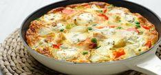 Philadelphia - Home page Omelet, Frittata, Philo Recipes, Cooking Recipes, Healthy Recipes, Healthy Food, Philadelphia Recipes, Philly Food, Food To Make