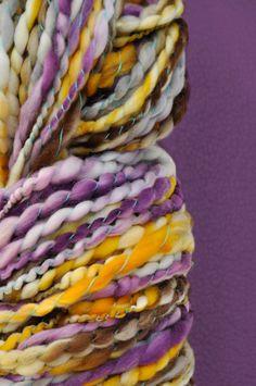Love pretty yarn!