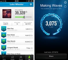 nike fuel band app