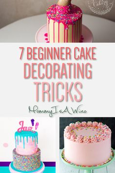 Cake Decorating Ideas For Beginners