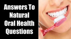 Your source for natural oral health care information. The #1 indicator of disease in the body is disease in the mouth. You can think of the mouth as a window into the health of the whole body.