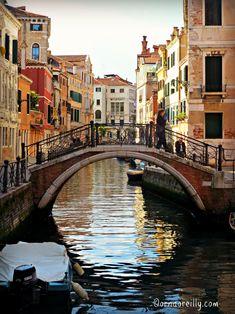 A calle in Venice