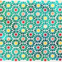 Moroccan I Art Print