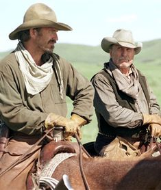Love Kevin Costner!!!! Open Range - An authentic western with a good gun fight!