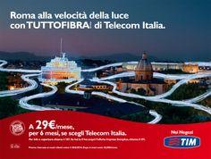 Internet alla velocità della luce con TUTTOFIBRA di Telecom Italia Internet, Mansions, House Styles, Home Decor, Italia, Decoration Home, Manor Houses, Room Decor, Villas