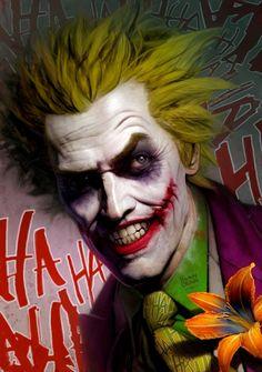 The Joker by Ryan Brown *