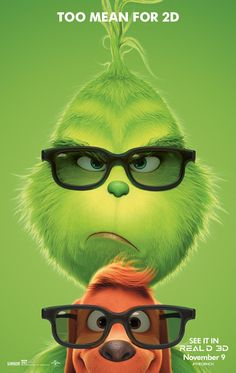 High resolution official theatrical movie poster ( of for The Grinch Image dimensions: 1895 x Starring Benedict Cumberbatch O Grinch, Grinch Stole Christmas, Christmas Art, Grinch Memes, Watch The Grinch, The Grinch Movie, Cute Disney Wallpaper, Cartoon Wallpaper, Movie Wallpapers