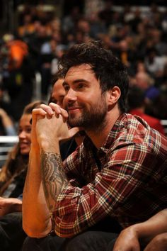 Adam Levine - he is killing me with these shirts