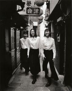 Three White Shirts, Yohji Yamamoto