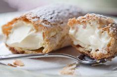 Laduree Vanilla Eclairs | Kitchen Wench