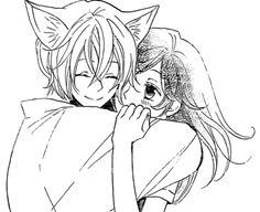 manga, nanami, and tomoe image