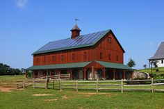 ❧ A traditional Sweitzer Barn!