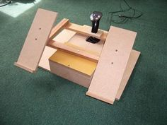 Make your own FFB rudder pedals - SimHQ Forums