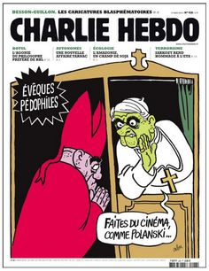 12 Striking Charlie Hebdo Front Covers
