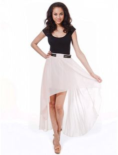 Crafted Zip Mullet Skirt from Republic - Was £ 28 now £20