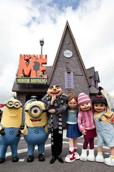 Awesome Thing To Do At Universal Studios, Orlando