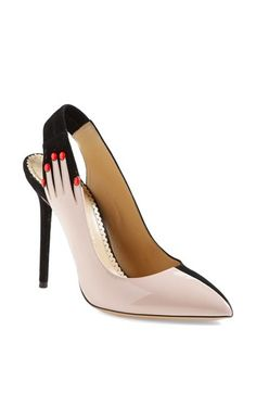 Charlotte Olympia 'Hands Up' Pump | Nordstrom